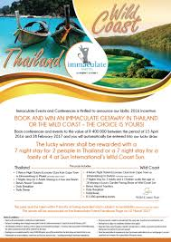 Incentive Flyer Incentive Flyer Immaculate Events