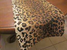Leopard Print Party Decorations Leopard Birthday Etsy