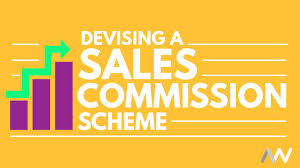 How To Devise A Sales Commission Scheme Youtube