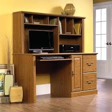 home office desk and hutch. Home Office Desk Hutch With Mahogany Finish . And H