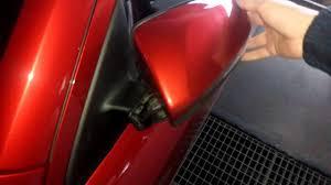 Складывание <b>зеркал</b> на Лада Веста - YouTube