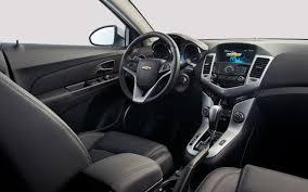 2014 Chevrolet Cruze Diesel EPA-Rated 46 MPG Highway