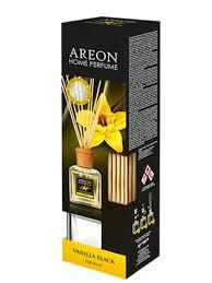 <b>Благовоние Areon Home Perfume</b> Sticks Vanilla Black 150ml - НХМТ