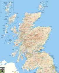 map of scotland printable. Unique Scotland Scotland Map For Of Printable