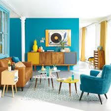 Retro Sitting Room Designs Retro Print Home Decorate Pad Retro Living Rooms