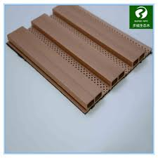 inside waterproof and soundproof wood plastic composite wpc pvc wall board