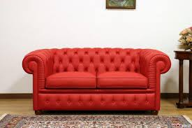 Red Chesterfield Sofa: Absolutely A Classic  Chesterfield Sofa With Regard  To Red Chesterfield Sofas