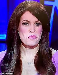 defiant kimberly guilfoyle appeared on the five tonight to defend her claim that young women