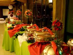 decorating a buffet table 278 with round table buffet setting up an easy party with your