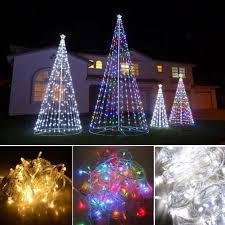 por metal outdoor christmas decorations