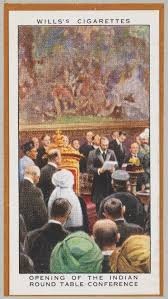 opening of the indian round table conference king george v and others