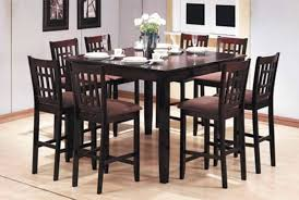 8 seat pub table pc pub style dining set table 8 chairs ends oct 24
