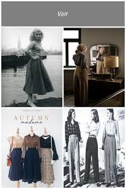 vintage everyday: Vintage Snapshots Prove That 40's Women Fashion ...