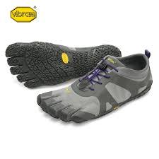 Vibram El X Size Chart Us 135 32 Vibram Fivefingers V Alpha 2018 Design Rubber With Five Fingers Outdoor Slip Resistant Breathable Light Weight Shoe For Women In Running