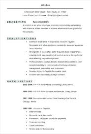 Word Resume Template Free Cool Accounting Resume Template Accounting Resume Templates Free Word