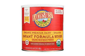 Earth S Best Organic Infant Formula