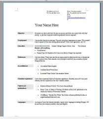 breakupus wonderful resume examples easy resume templates breakupus extraordinary the ultimate rsum the life and times of nathan badley captivating you and splendid resume formatting also resume adjectives in