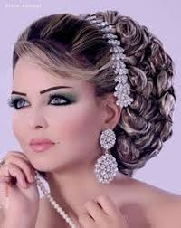 round rheltamioz wedding arabic hairstyles for weddings for arabic wedding hairstyles mehndi bridal makeup hair arabic asian indian stani gold y eye