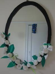 Diy mirror frame decoration Gemstone Diy Mirror Upgrades Diy Bed Frame Diy Mirror Upgrades Brokeass Stuarts Website