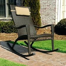 wicker outdoor rocking chairs outdoor wicker rocking chair canada