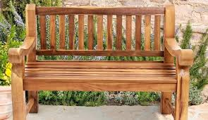 teak park bench wood patio furniture care the pros and cons of teak wooden furniture