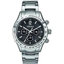 men s versus versace cosmopolitan chronograph watch sgc070013 mens versus versace cosmopolitan chronograph watch sgc070013