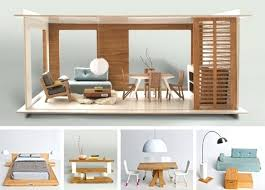 modern miniature furniture. Modern Dollhouse Furniture No Ordinary Little Gatherer . Miniature I