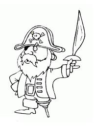 10 Disegni Dei Pirati Da Colorare