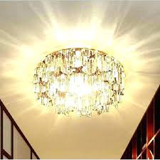 clearly modern semi flush ceiling light lights for bedroom small crystal sleek flus