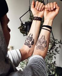 Tattshd Mandala Paws For Pet Lovers тату идеи для татуировок