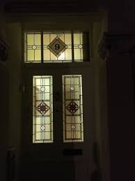 goodenough guesthouse clean dining room elegant entrance stained glass door and our en