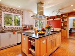 Red Kitchen Paint Red Wall Kitchen Ideas Quicuacom