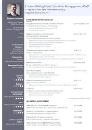 Download Free Modern Resume Templates For Word Resume Template Docx