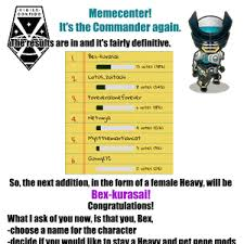 Xcom: Meme Division; Large Update. Lots O' Text. Sorry by ... via Relatably.com