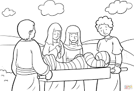 Small Picture Coloring Page Moses In The WildernessPagePrintable Coloring