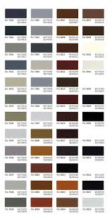 Powder Coatings Color Chart At Extreme Powder Coating In