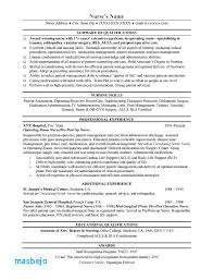 Resume Objective Statement Examples Cool Experienced Nurse Practitioner Resume Registered Nurse Resume