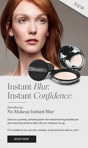 instant blur instant confidence