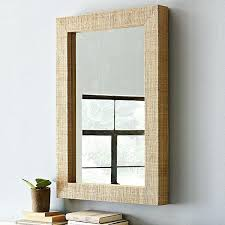 wood mirror frame wood framed wall mirrors photo 1 bathroom mirror wood frame kits wood mirror