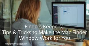 Mac Finder Finders Keepers Tips And Tricks To Make The Mac Finder