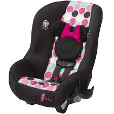 disney baby scenera next luxe convertible car seat minnie dotty toddler