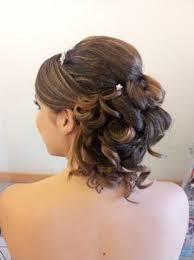 Coiffure Mariage Cheveux Mi Long Demoiselle Dhonneur