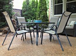 Clean Outdoor Furniture i dream of clean organized simple