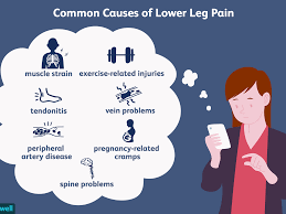 lower leg pain symptoms causes and