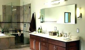Modern Bathroom Vanity Lights Impressive Shower Lighting Ideas Master Bathroom Shower Lighting Design Ideas