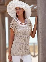 Crochet Summer Tops Patterns For Free