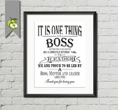 An Amazing Boss Is Hard To Find Difficult To Part With And
