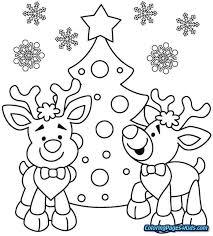 December Coloring Pages Free Printable Coloring Pages