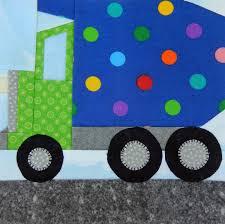 Dump truck paper pieced PDF pattern; Truck paper pieced PDF ... & Dump truck paper pieced PDF pattern; Truck paper pieced PDF pattern; Ms P  Designs. Paper QuiltPaper Pieced QuiltsBoys ... Adamdwight.com