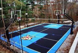 flex court basketball